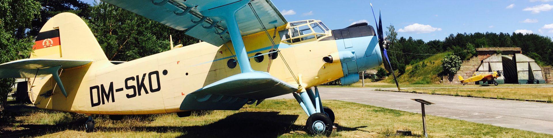 Luftfahrt in Brandenburg